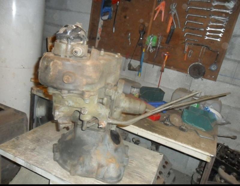 restauration de notre CJ5 1955 Jeep_r14