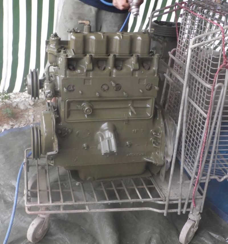restauration de notre CJ5 1955 Jeep_r15