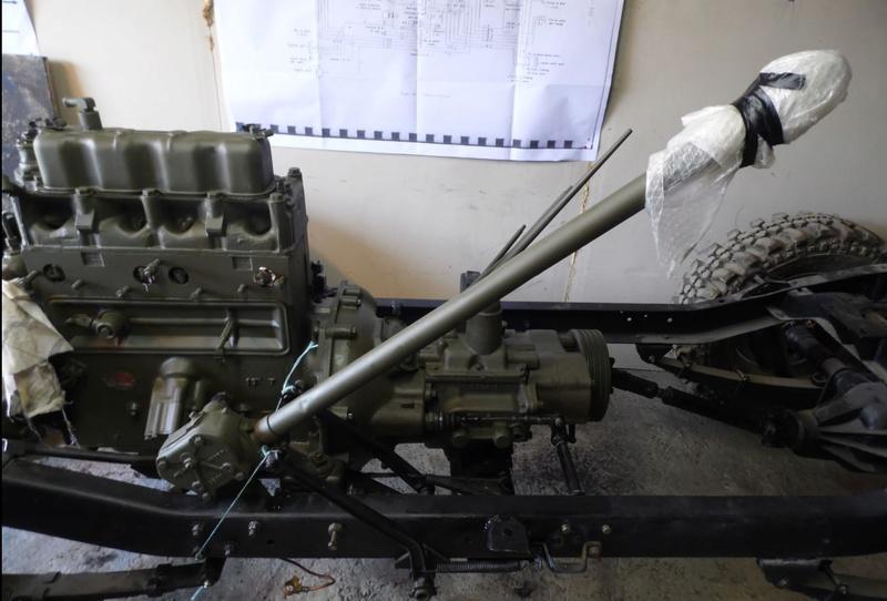 restauration de notre CJ5 1955 Jeep_r16