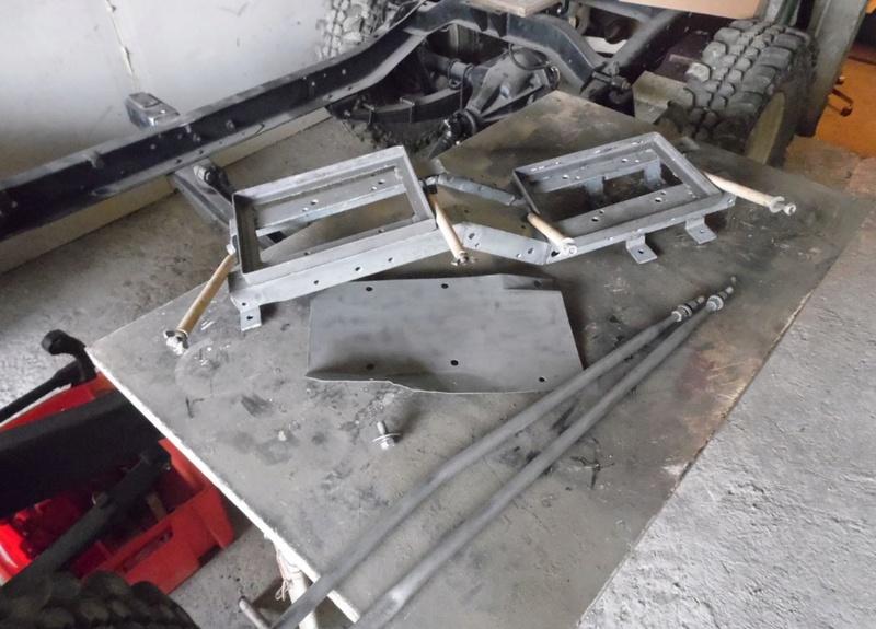 restauration de notre CJ5 1955 Jeep_r17
