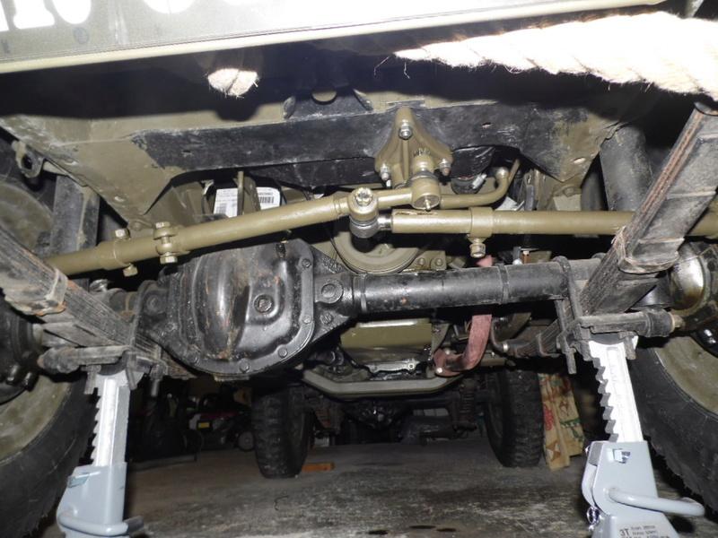 restauration de notre CJ5 1955 Sam_6210