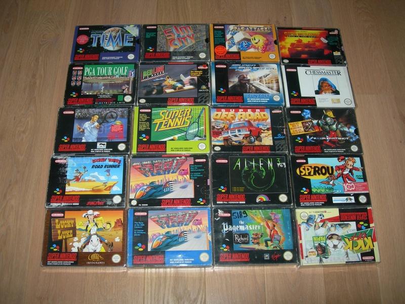[VENDU] Lot de 20 jeux Super Nintendo Dscn2812