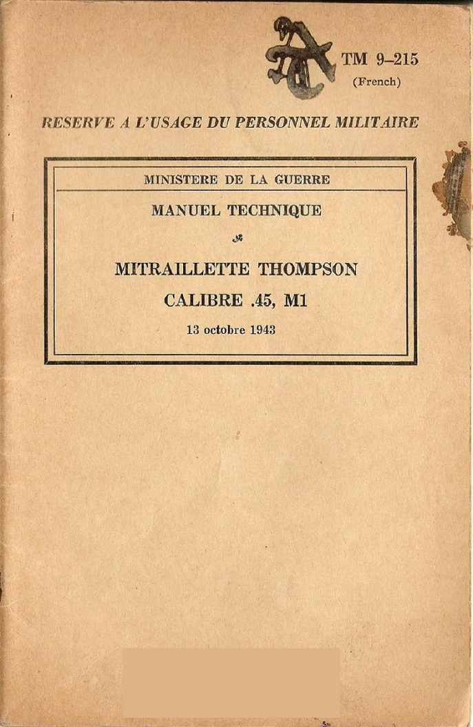 U.S. SUBMACHINEGUN M3 - Page 3 Thomps10