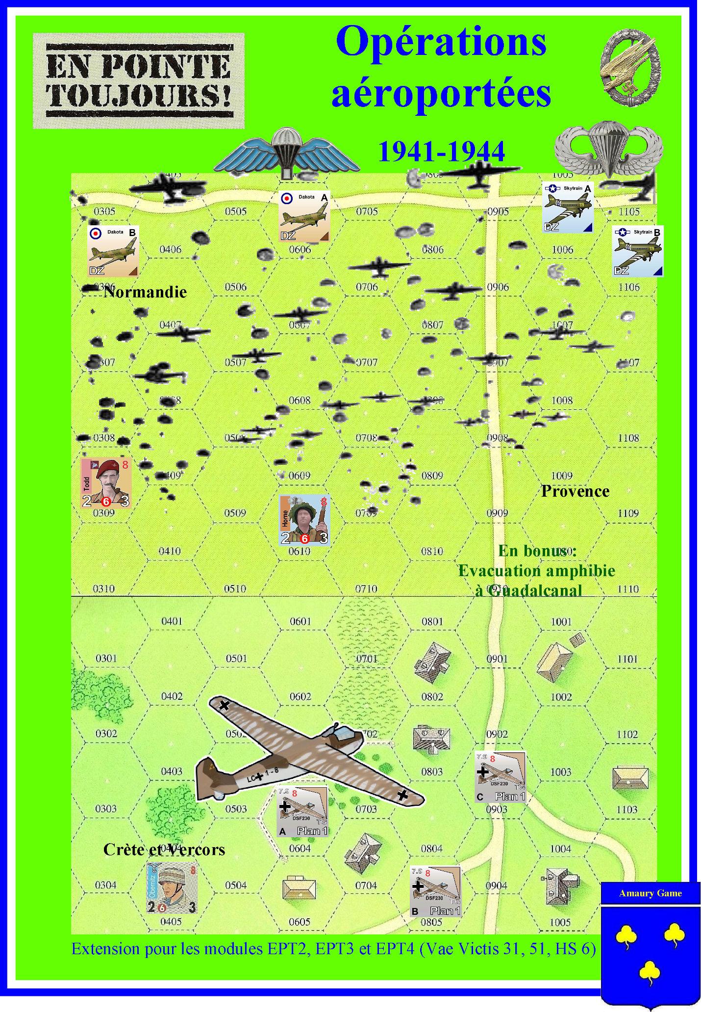 EPT, extension Opérations aéroportées 1941-1944 _opyra10