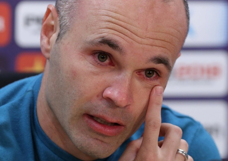 The Illusionist : Don Andrés Iniesta - Page 12 15248210