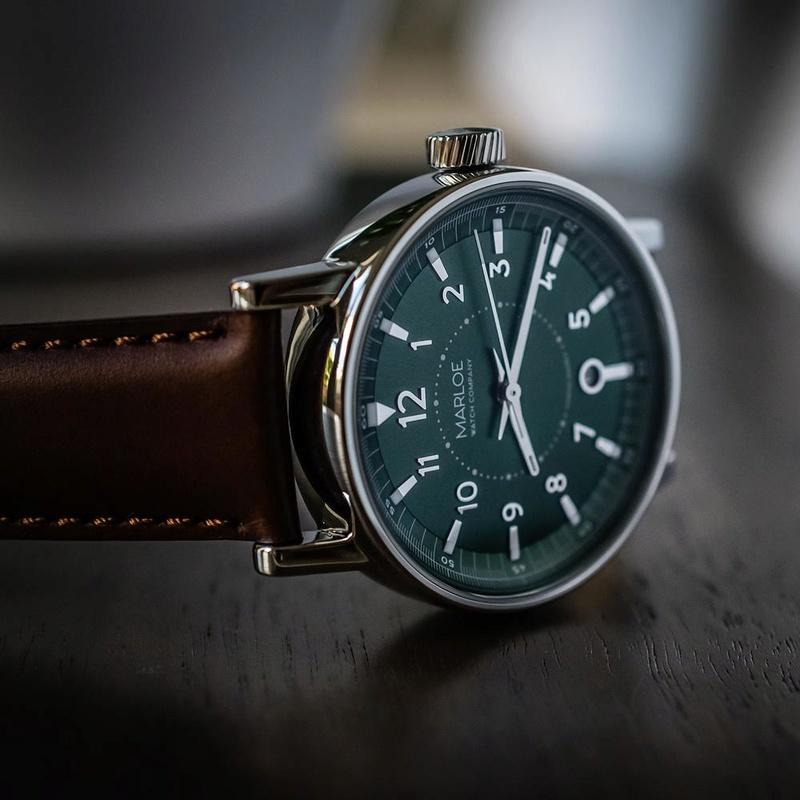 Marloe watch - Page 6 Green210