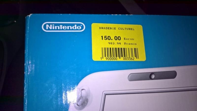 [Bon plan?] Wii U 8GO neuve à 150 € Thumbn10