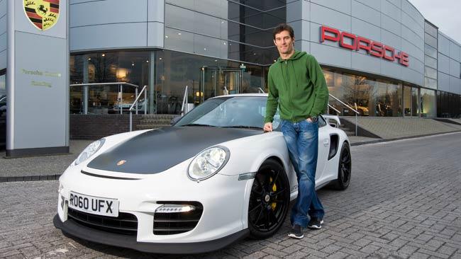 Les stars et les Porsche 2011-p10