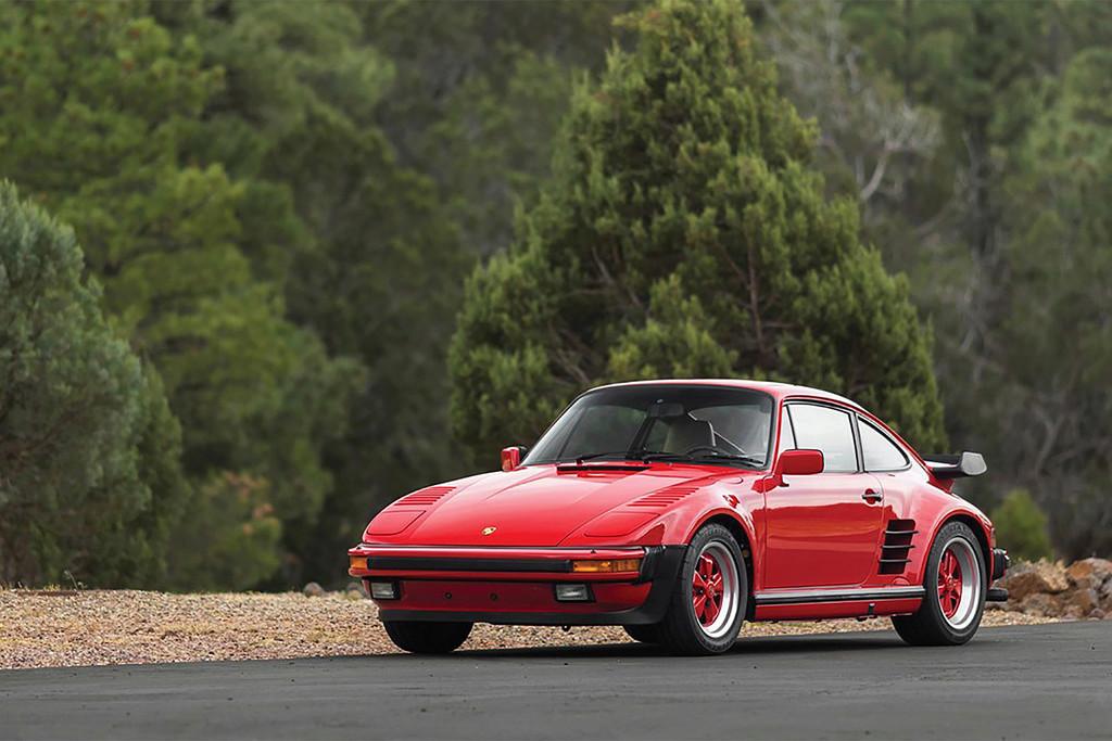 Porsche Flat nose 964-410