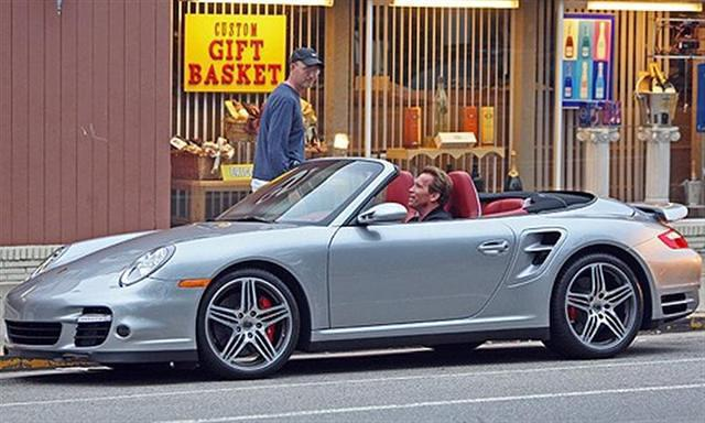 Les stars et les Porsche Celebr10