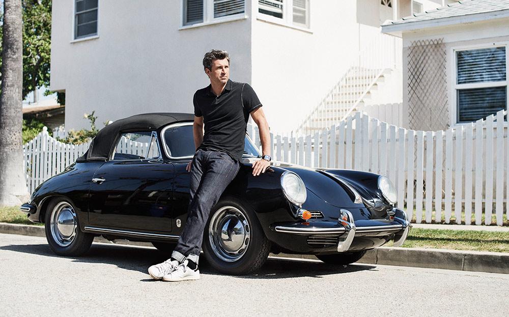 Les stars et les Porsche Dempse10