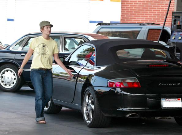 Les stars et les Porsche Drewba10