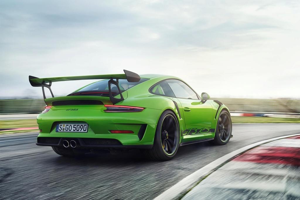 Porsche 991.2 GT3 RS Porsch16