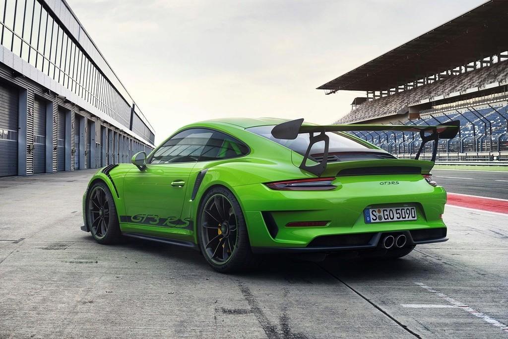 Porsche 991.2 GT3 RS Porsch22