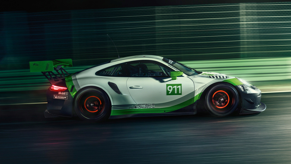 Porsche 911 GT3 R 2019 Porsch28