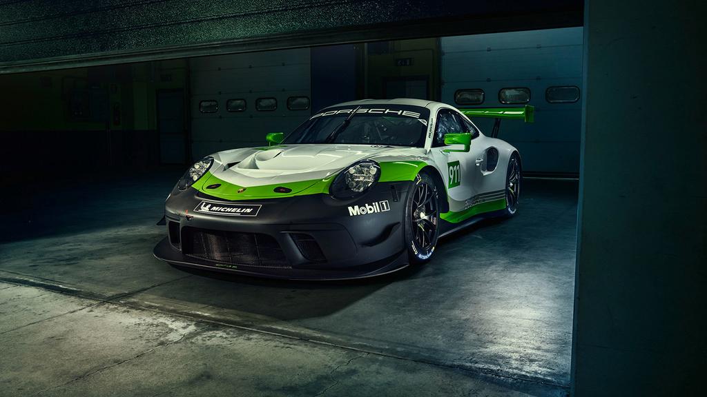 Porsche 911 GT3 R 2019 Porsch29