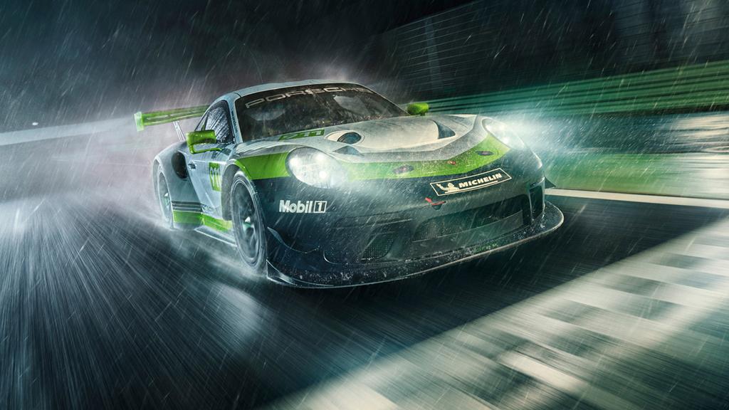 Porsche 911 GT3 R 2019 Porsch31