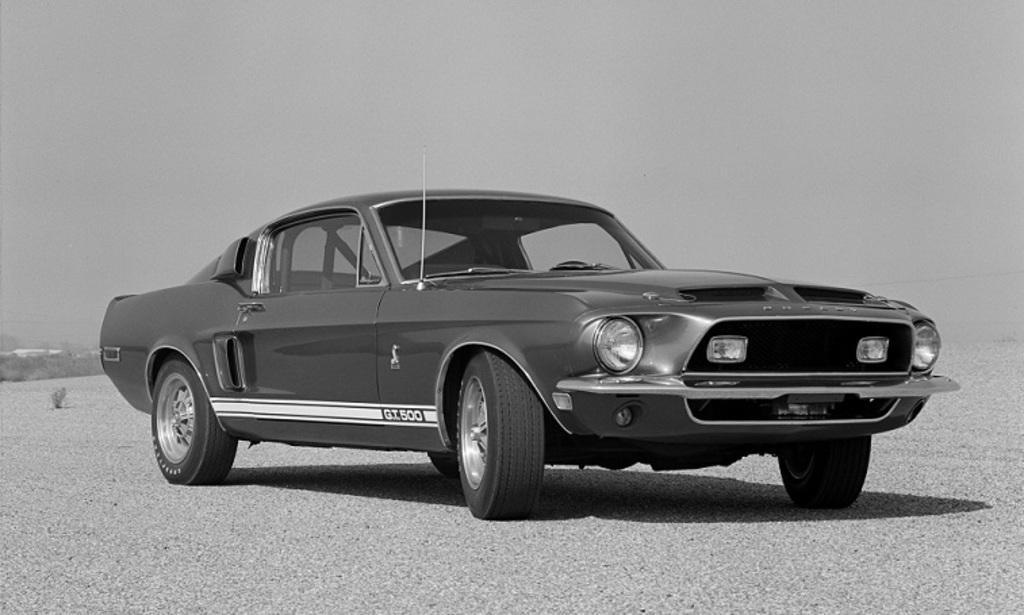 Quelque photo original de Shelby 1968 1968_s10