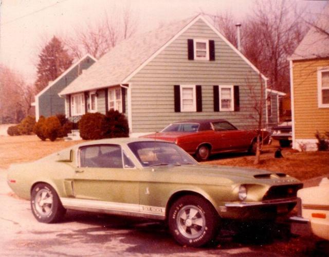 Vieilles photos qui inclus des Shelby 40223310