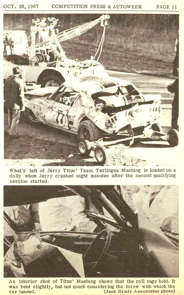 L'équipe de course Terlingua de Shelby-American en 1967 Pinter10