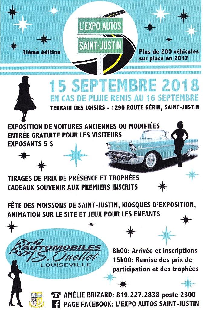 car show 2018  St-jus11
