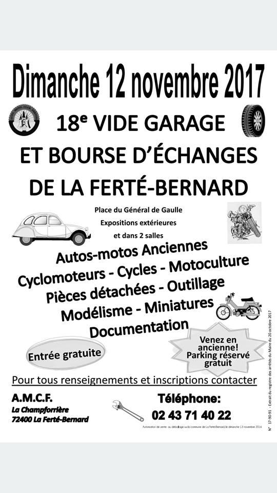 La Ferté-Bernard (72) le 12/11 23316510