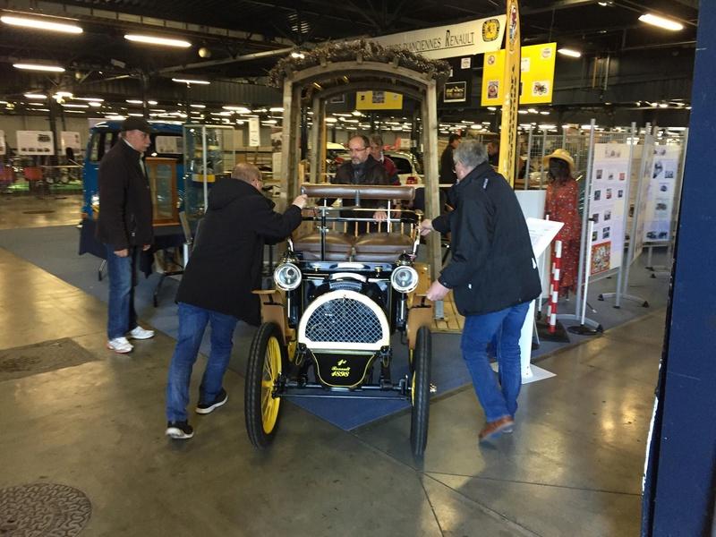 Auto Moto Rétro Le Mans 31 mars/1er avril (72) 29831210