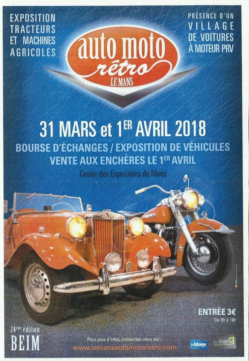 Auto Moto Rétro Le Mans 31 mars/1er avril (72) Numyri10
