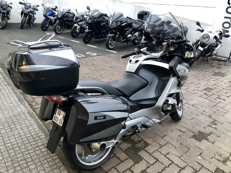Au revoir ma belle moto et bienvenue à la nouvelle Fullsi18