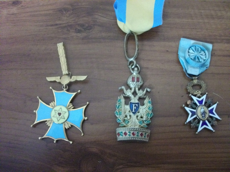 Médailles 00111