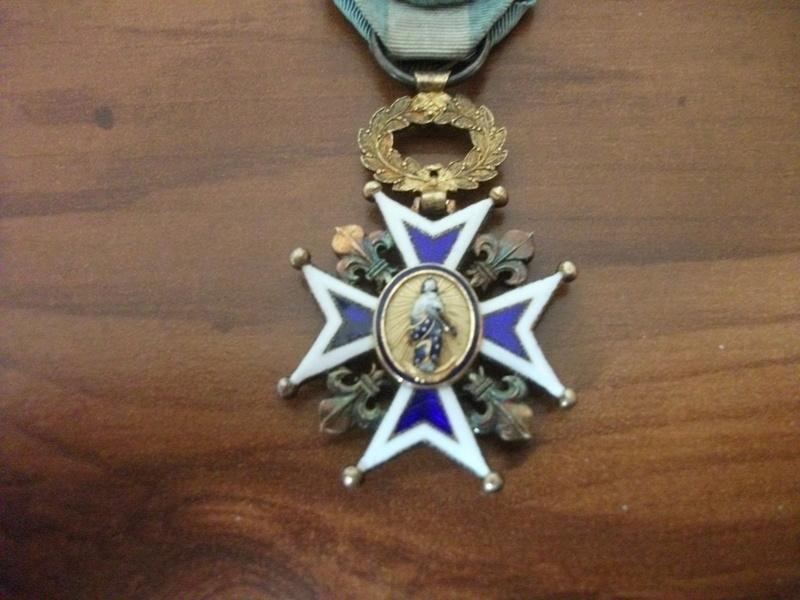 Médailles 00712