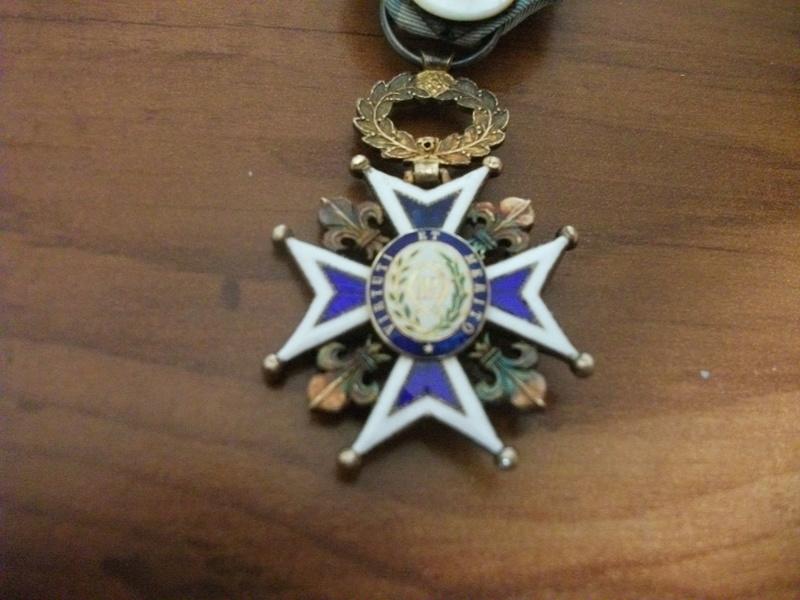 Médailles 00911