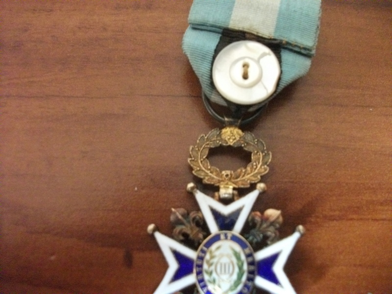 Médailles 01111