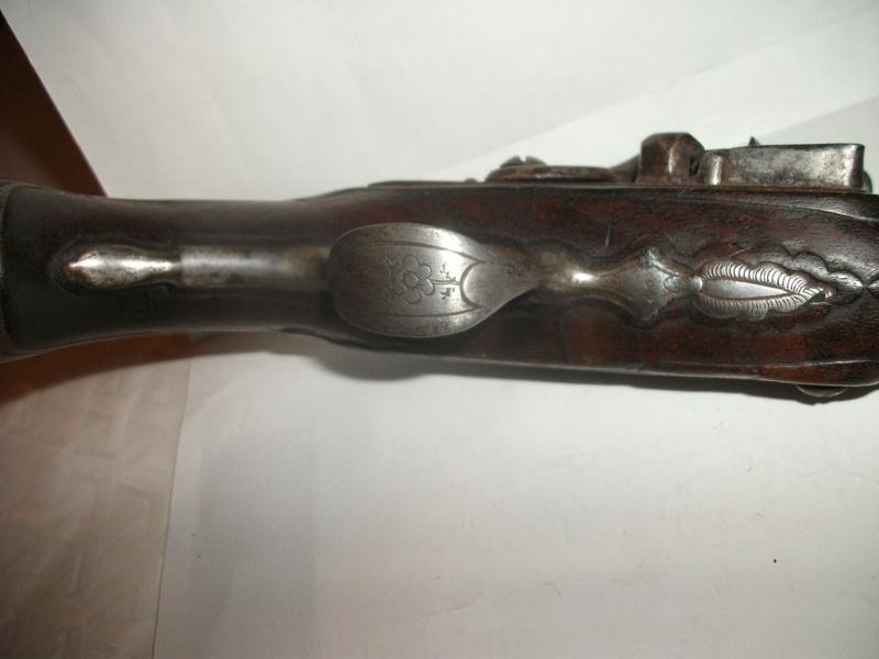 Pistolet silex 09911