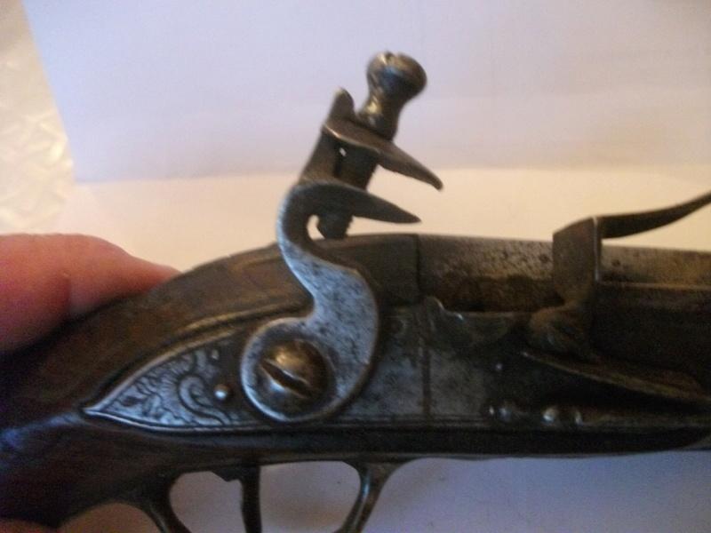 Pistolet silex 11310