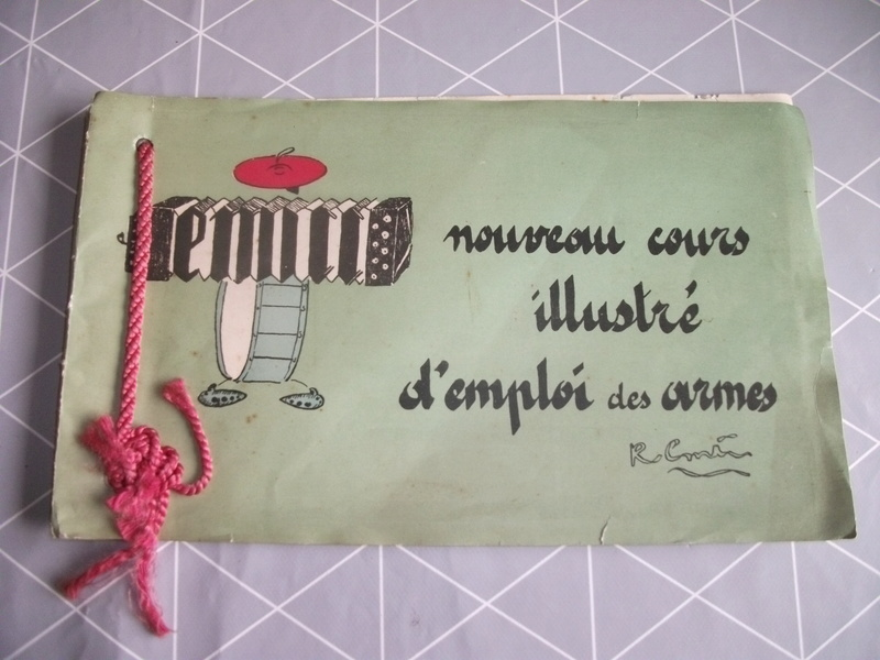 Livre  caricature français 23_02810