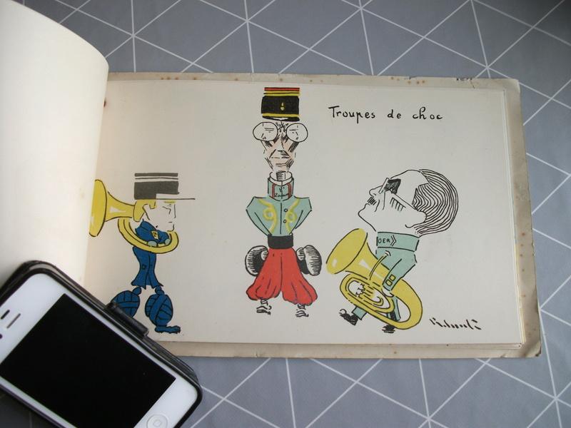 Livre  caricature français 23_03410