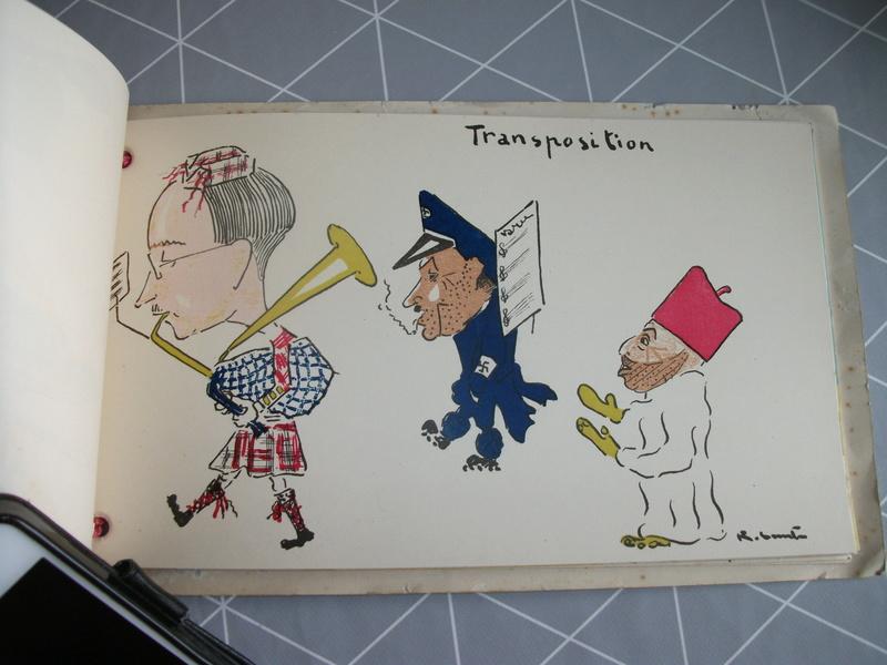 Livre  caricature français 23_03610