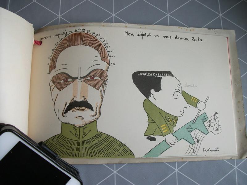 Livre  caricature français 23_04110