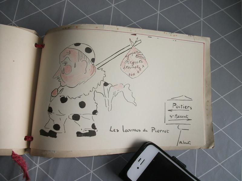 Livre  caricature français 23_04410