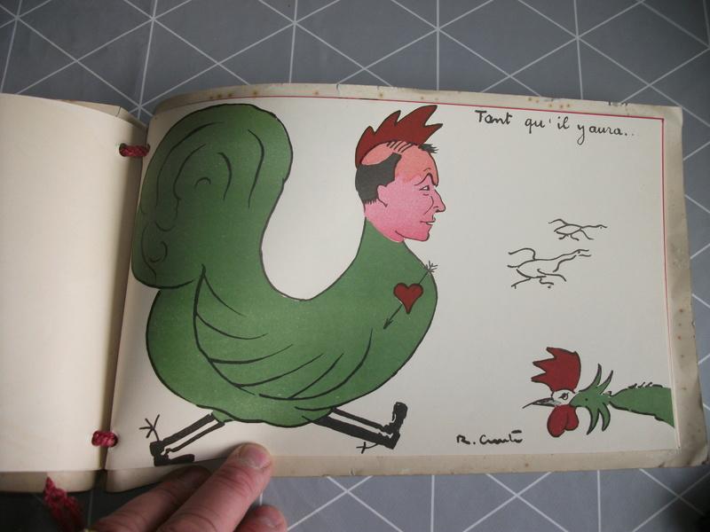 Livre  caricature français 23_04510