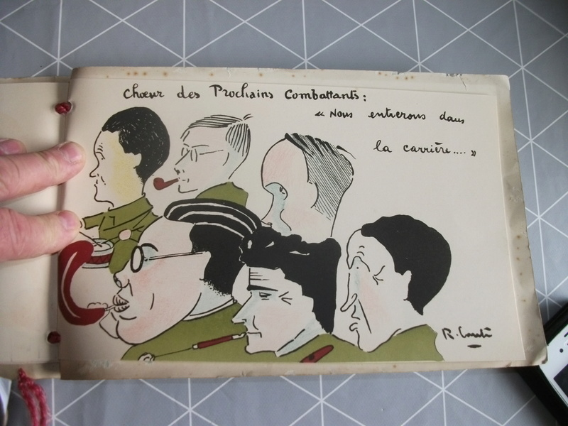 Livre  caricature français 23_04910