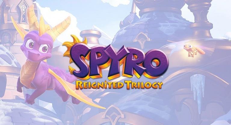 Spyro Reignited Trilogy annoncé (remake) 15229210