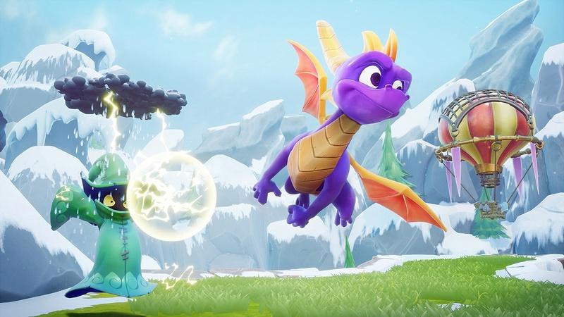Spyro Reignited Trilogy annoncé (remake) 15229211