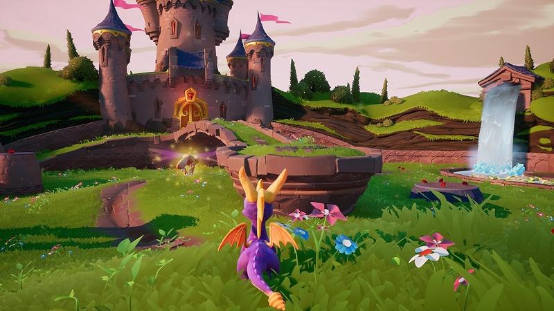 Spyro Reignited Trilogy annoncé (remake) 15229212