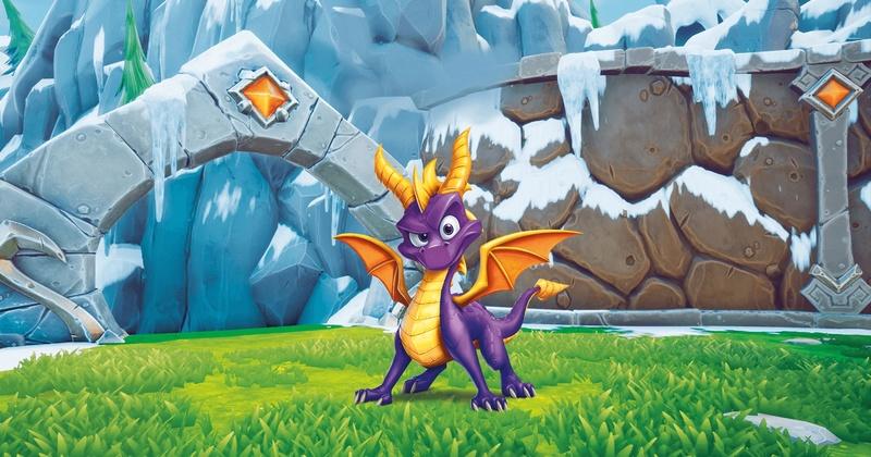 Spyro Reignited Trilogy annoncé (remake) 15229213