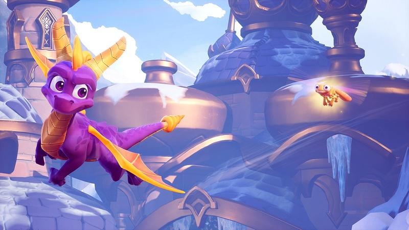 Spyro Reignited Trilogy annoncé (remake) 15229214
