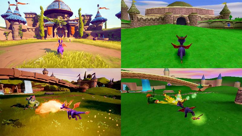 Spyro Reignited Trilogy annoncé (remake) 15229216