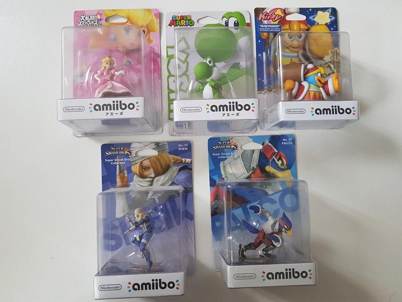 Bienvenue dans ma boutique 2.0 (Figurine, Amiibo, PS2, PS3, WII, Dreamcast ect.) 20180317