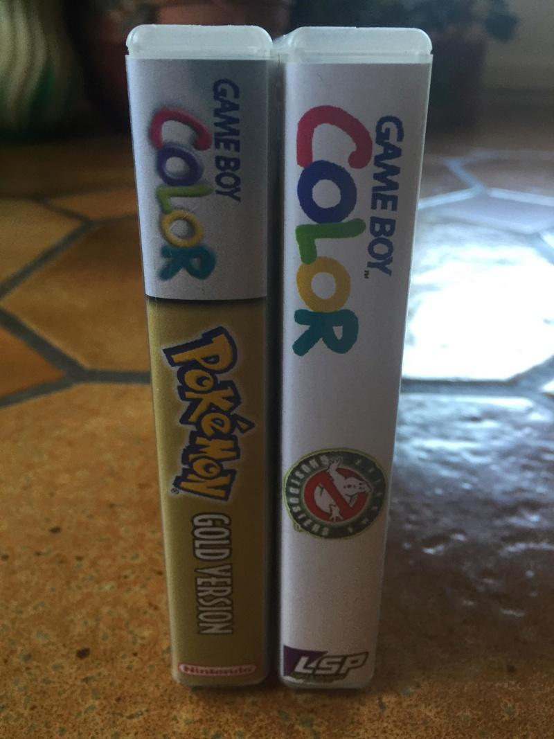 [Estimation] Jeux Gameboy Advance et Gameboy Color (Sous blister, custom)  28504110